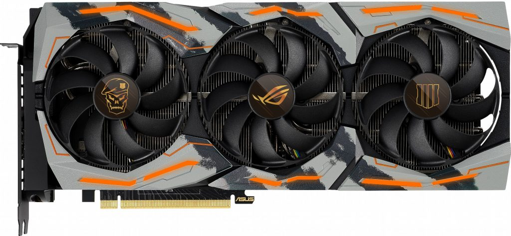 ASUS Announces ROG Strix RTX 2080 Ti OC Call of Duty: Black Ops 4 Edition