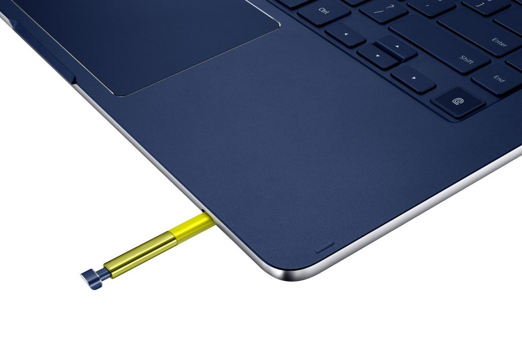 Samsung Introduces the Notebook 9 Pen 2-in-1 PC with a built-in S Pen