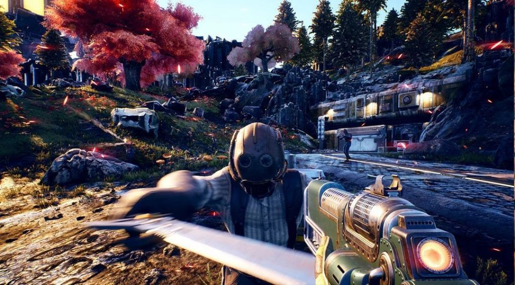 """The Outer Worlds"" a new sci-fi First person RPG installment form Obsidian coming in 2019"