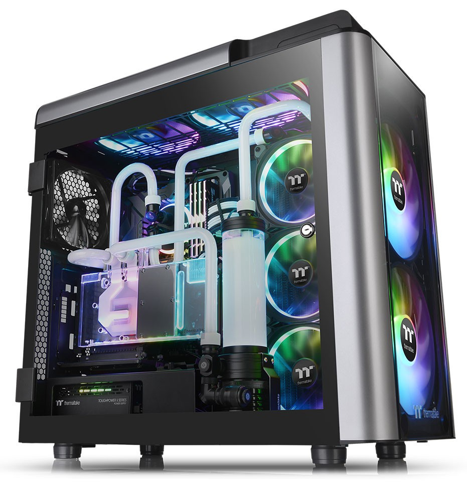 Thermaltake Announces New Level 20 MT ARGB Mid-Tower Chassis