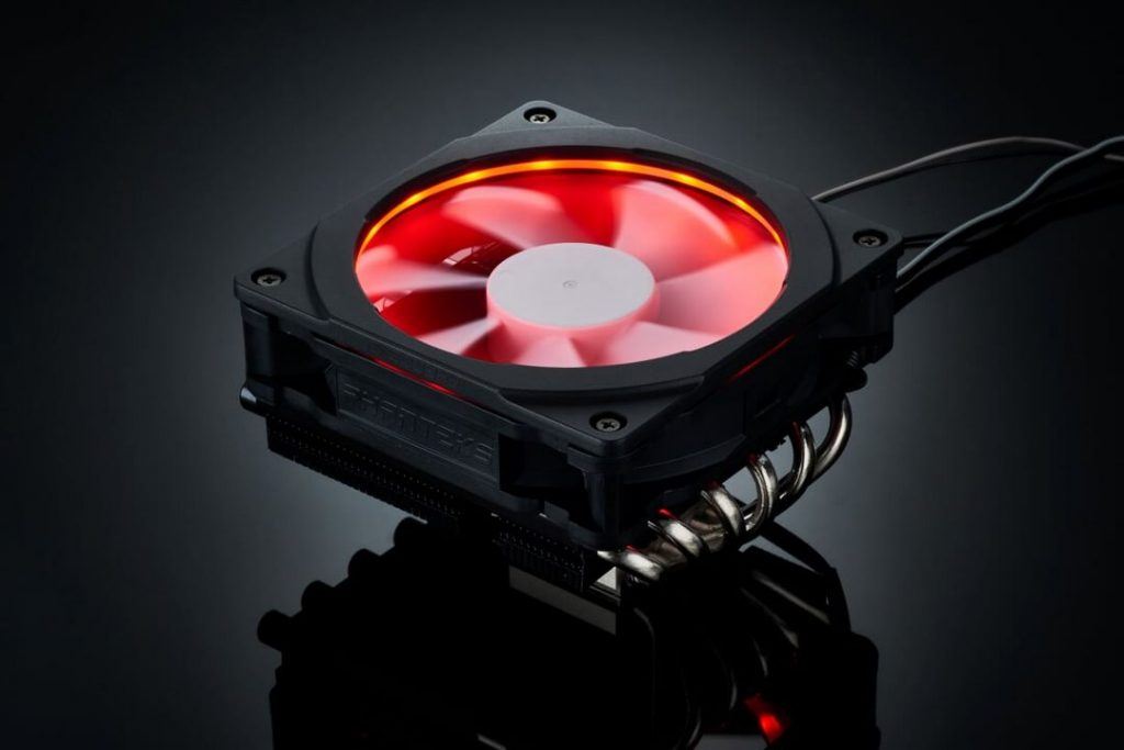 Phanteks introduces the new PH-TC12LS RGB CPU Cooler