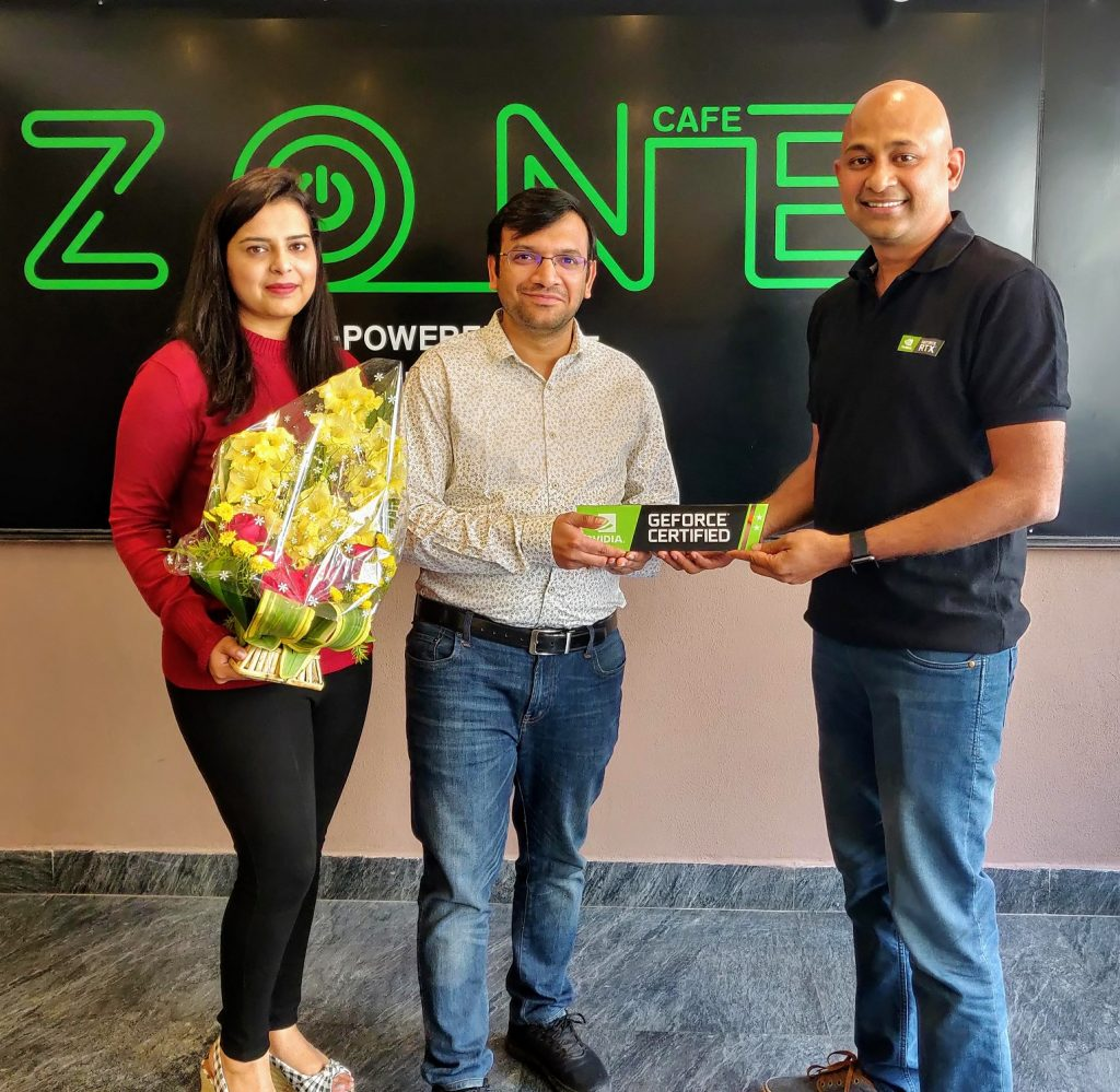 Kolkata is home to East India's first NVIDIA Gold-certified gaming cafe: Zone Cafe