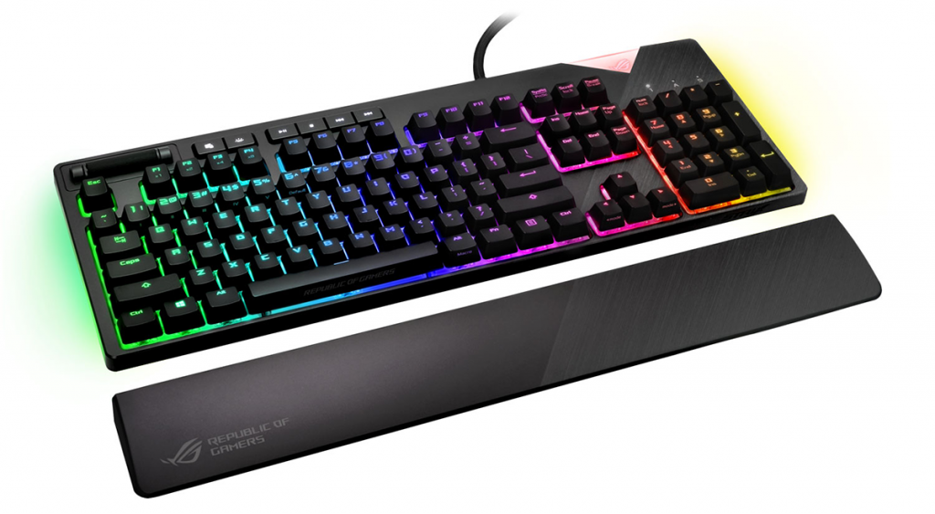 ASUS ROG STRIX Flare Gaming Keyboard Review