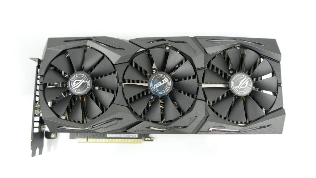 ASUS ROG STRIX RTX 2070 O8G Gaming Review