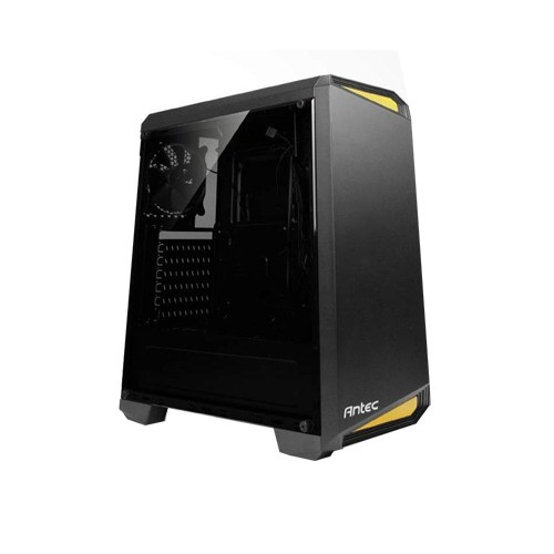 Antec Presents the NX100 ATX Case With Transparent Side Panel
