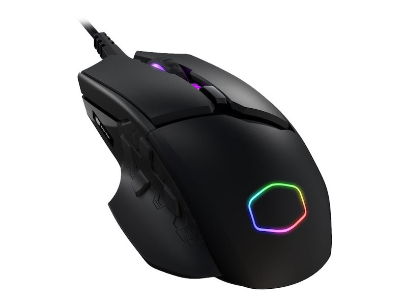 Cooler Master Introduces Its First MMO Mouse: MM830