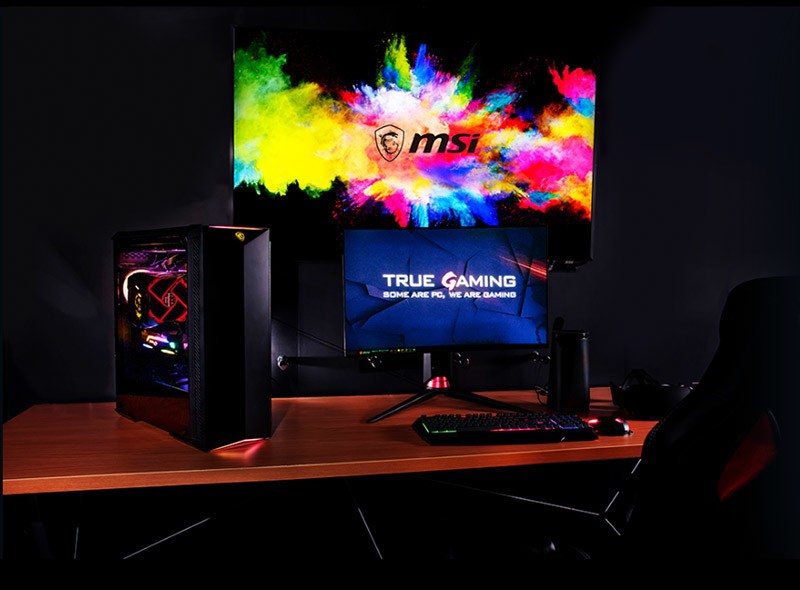MSI Announces Two New Cases, MPG Gungnir 100 and MAG Vampiric 100