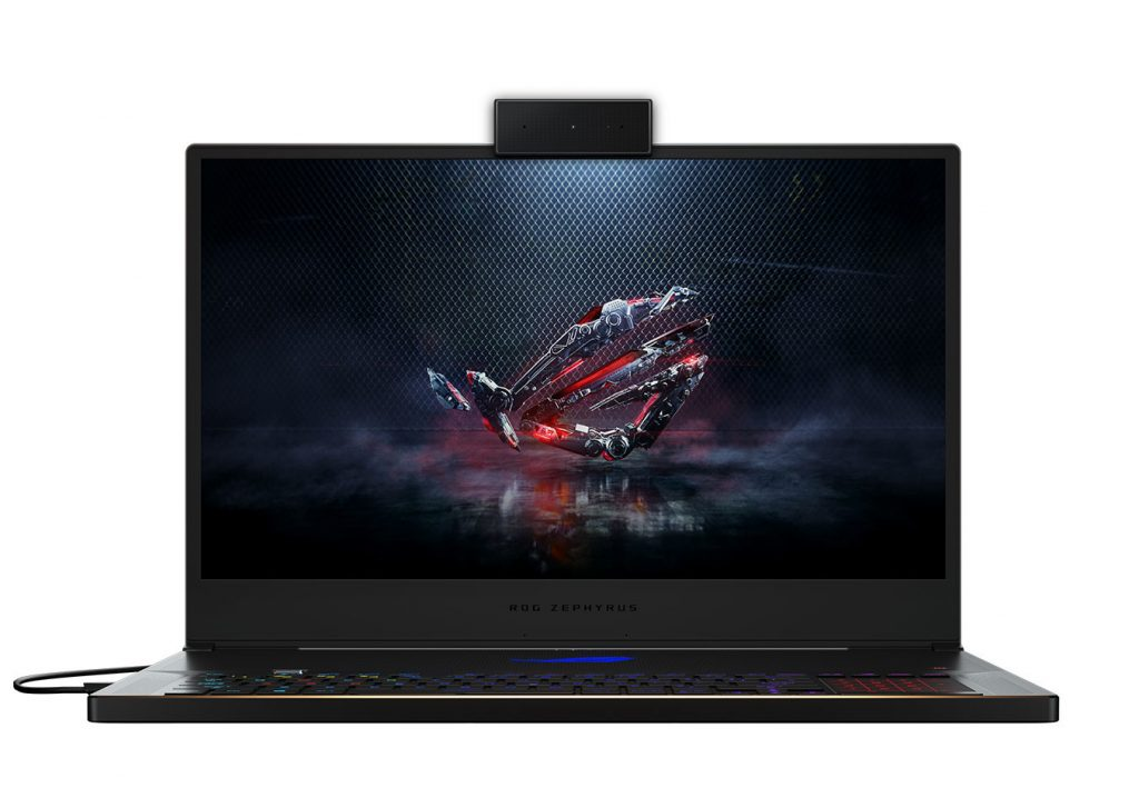 ASUS Launches the ROG Zephyrus S GX701 with GeForce RTX and 144Hz Display