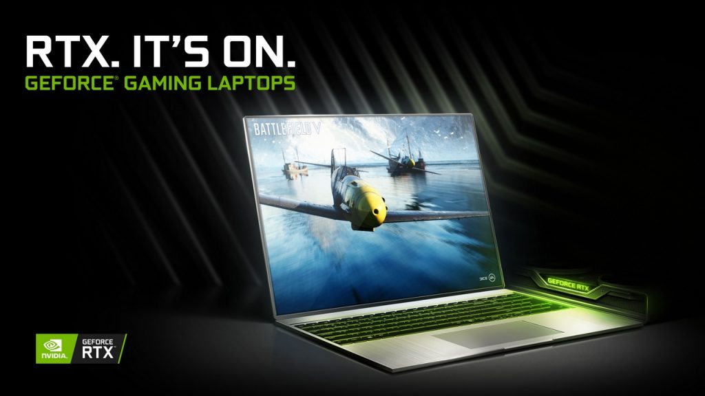 NVIDIA GeForce RTX Powers Record Number of New Gaming Laptops