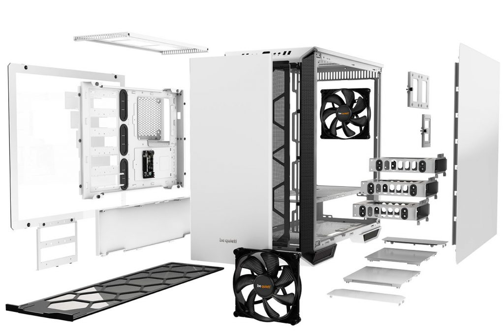 Be Quiet! Announces Dark Base 700 White Edition Case