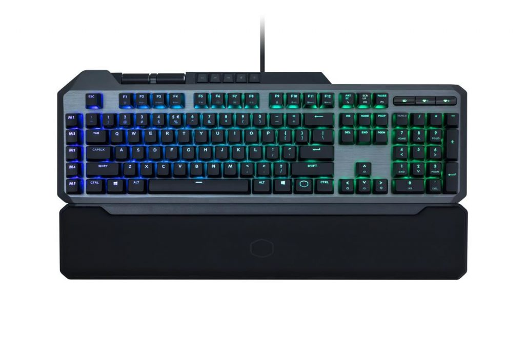 Cooler Master Releases MK850 Gaming Keyboard with Aimpad