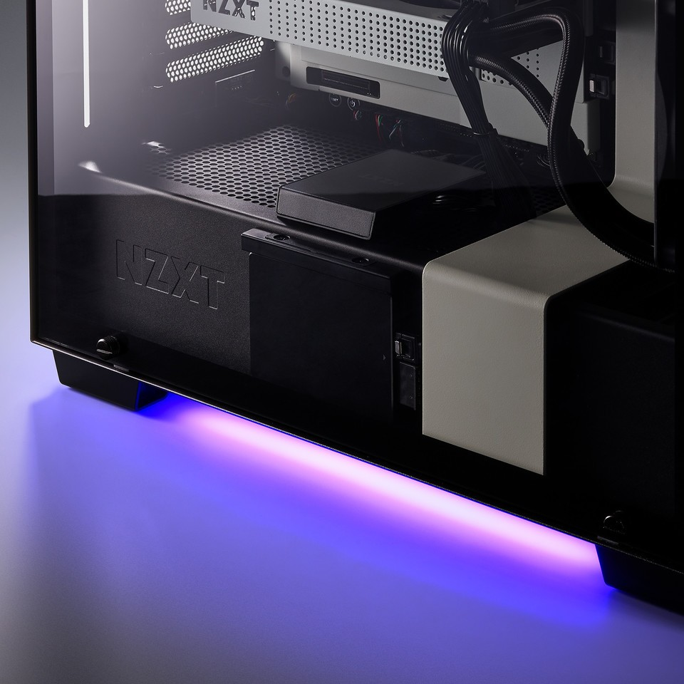 NZXT Unveils the HUE 2 LED Strips: See Your Battlestation in a New Light