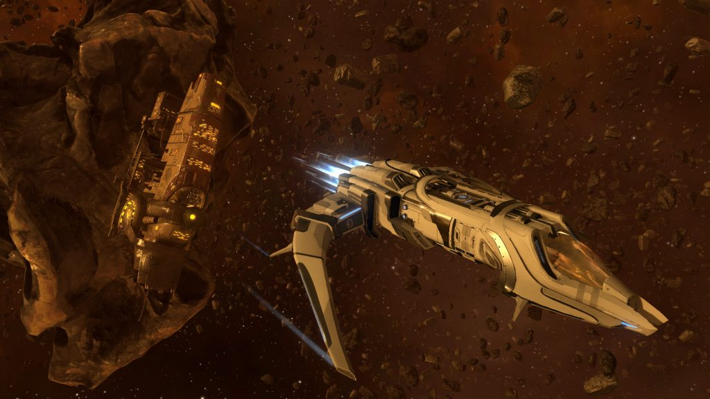 LGM Games Announces Open-World Single-Player Space Action RPG Starpoint Gemini 3