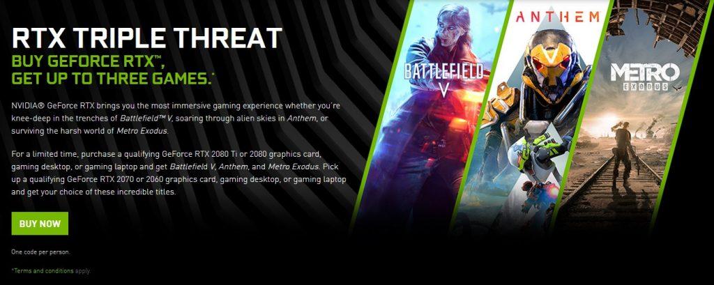 GeForce Gamers get a Game Ready Driver for Apex Legends, a Killer New RTX Bundle and Three New G-SYNC Compatible Displays