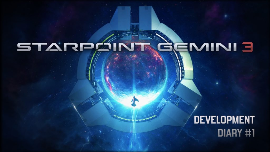 LGM Games publishes the first Starpoint Gemini 3 development diary