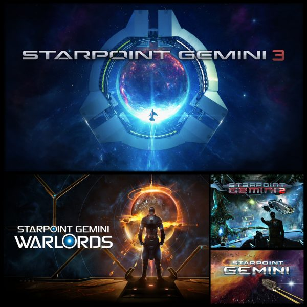 LGM Games publishes Starpoint Gemini lore timeline