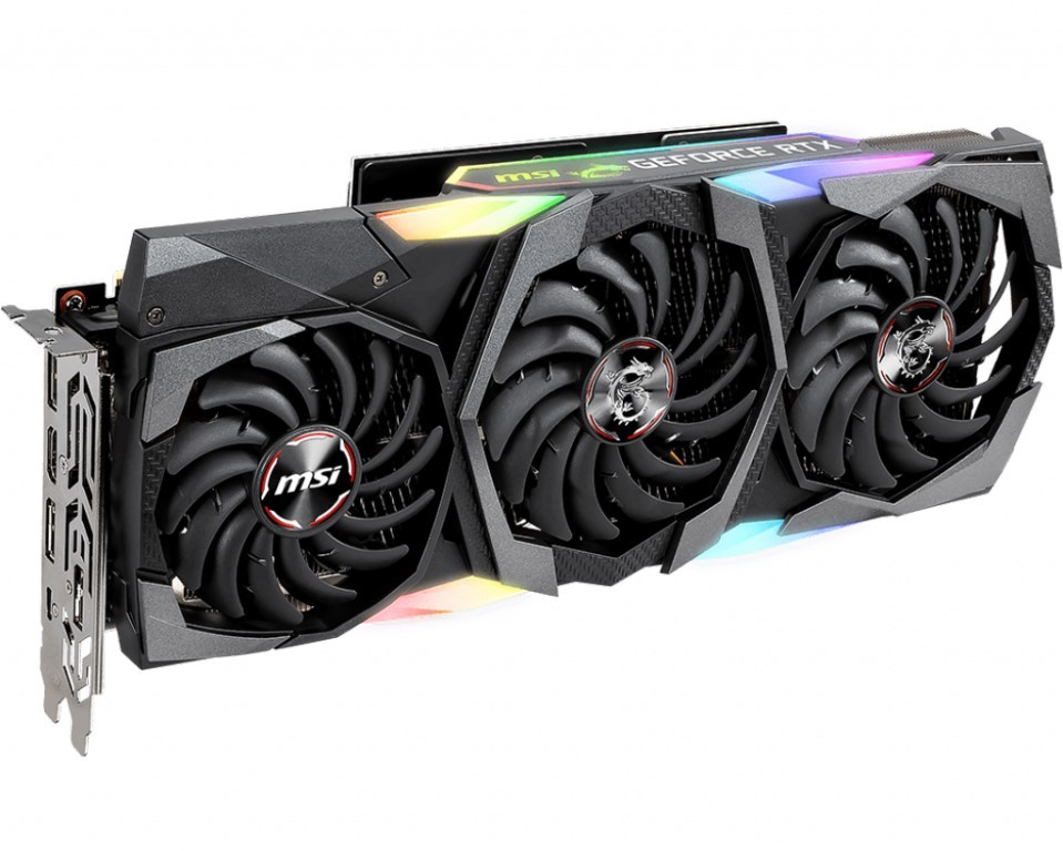 MSI GeForce RTX 2080 Ti GAMING X TRIO Review