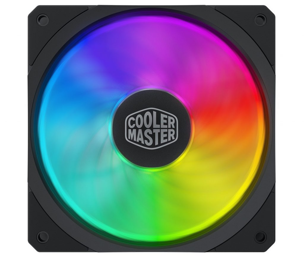 Cooler Master Introduces New Square Fan Series