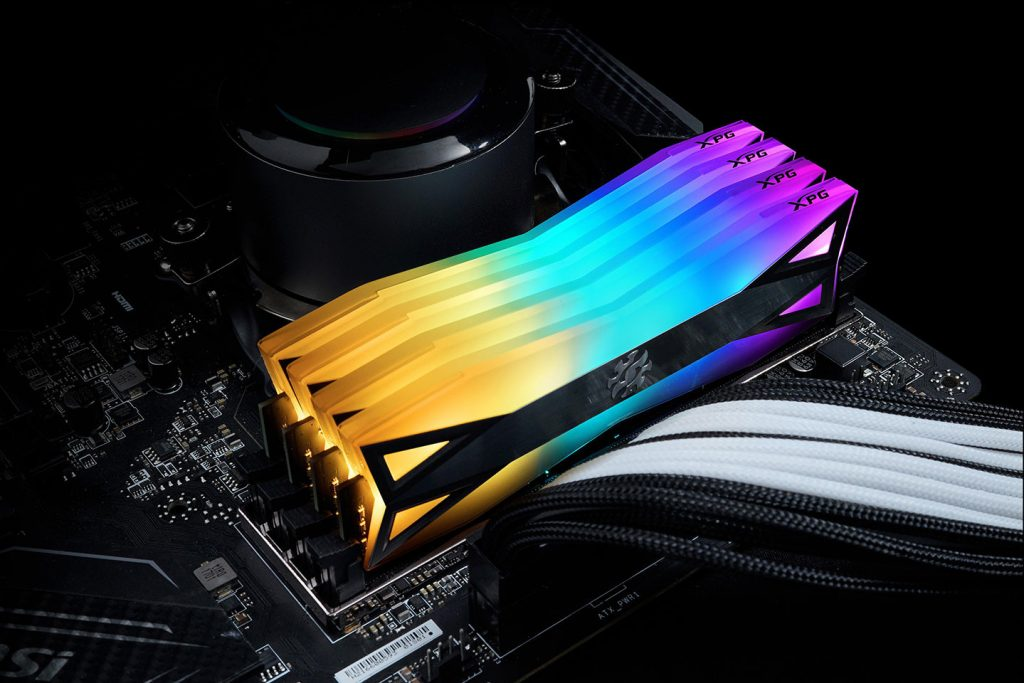 ADATA Launches XPG SPECTRIX D60G DDR4 Memory