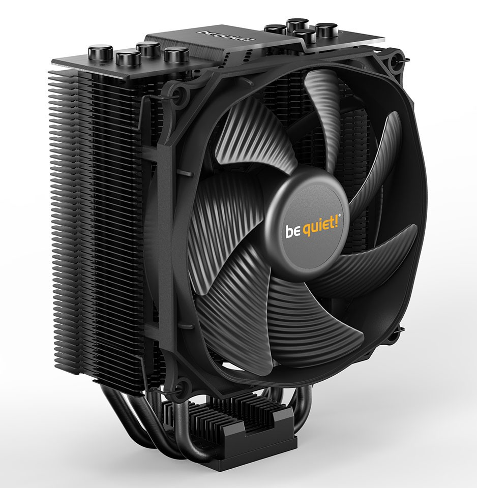 Be Quiet! Announces Dark Rock Slim CPU Cooler