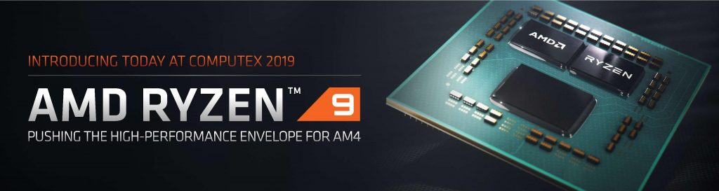 AMD Announces Next-Generation Leadership Products at Computex 2019 Keynote with Ryzen 3000 and Radeon RX 5700