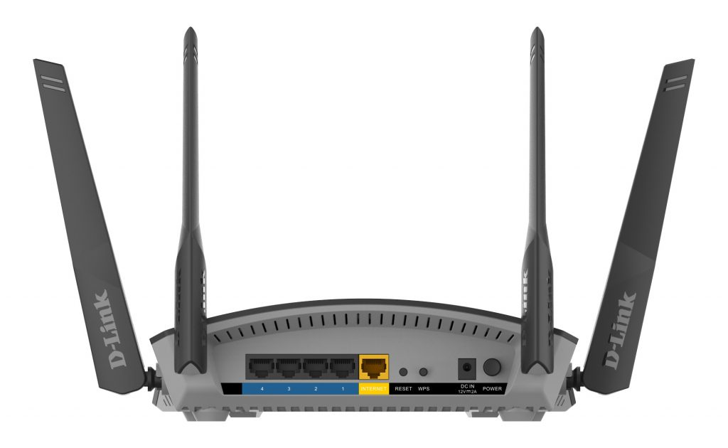 D‑Link Announces AC1900, AC2600 and AC3000 Smart Mesh Wi‑Fi Routers
