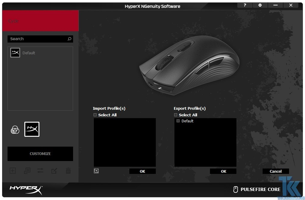 HyperX Pulsefire Core Gaming Mouse Review