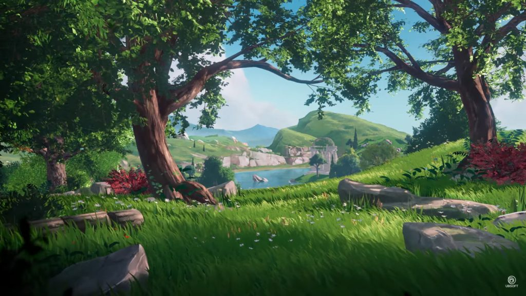 Ubisoft Announces New Action-Adventure Game Gods & Monsters