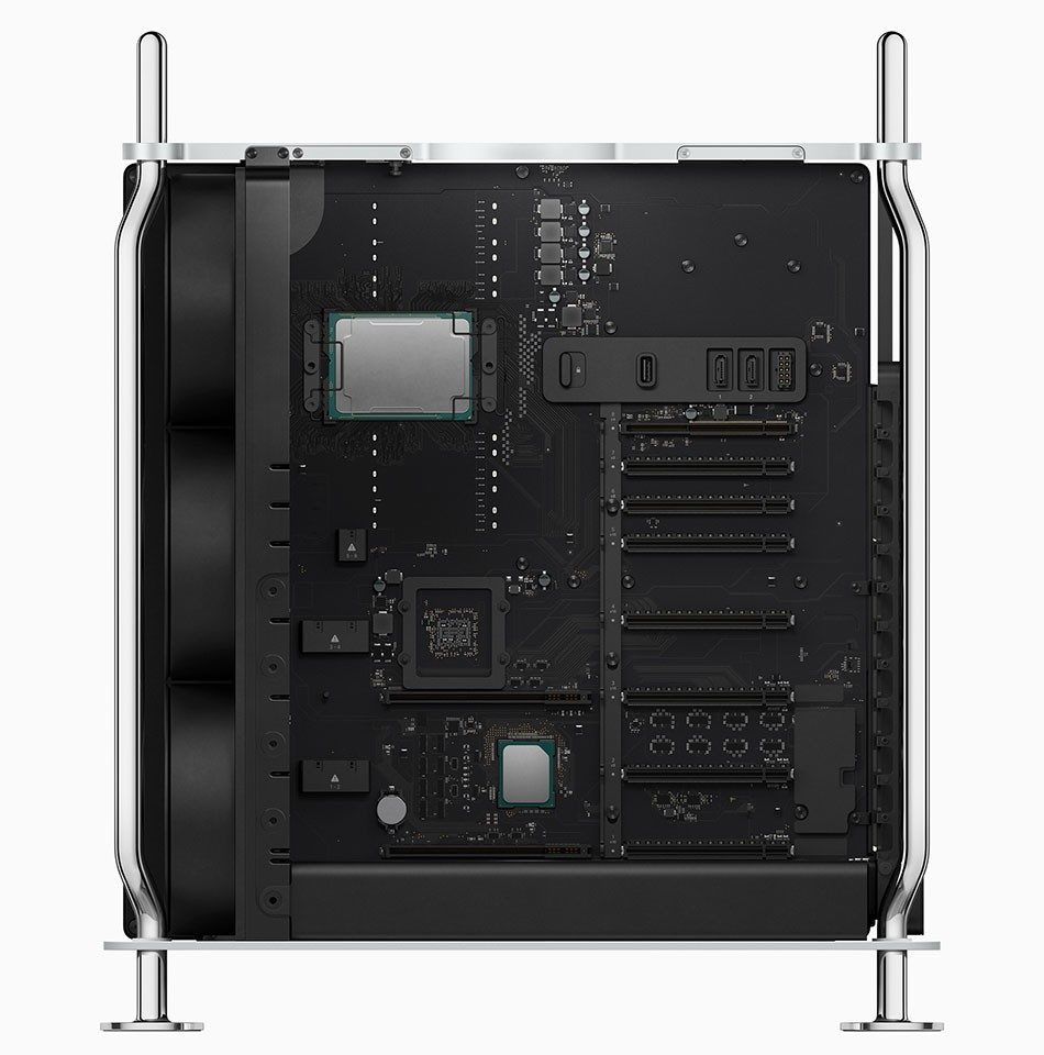 Apple Announces Groundbreaking Mac Pro and Pro Display XDR